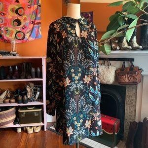 Liberty of London Mod Floral Shift Dress